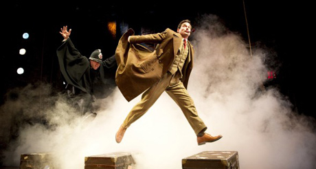 39 Steps at the Criterion Theatre