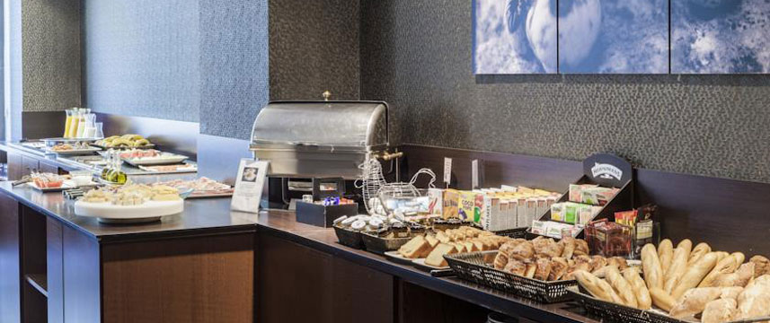 AC Carlton Madrid - Breakfast Buffet