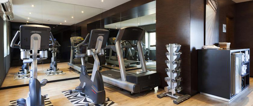 AC Carlton Madrid - Gym