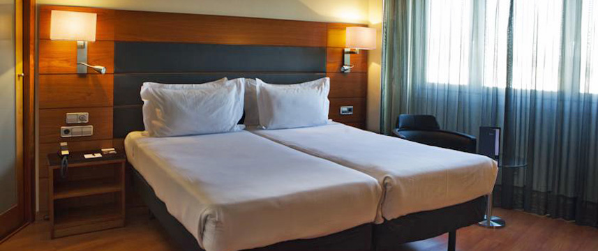 AC Carlton Madrid - Twin Room