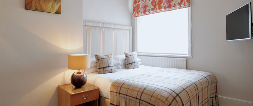 Abbey Hotel Cosy Double Bed