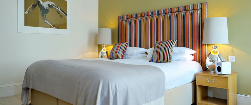 Abbey Hotel Large Double Bed