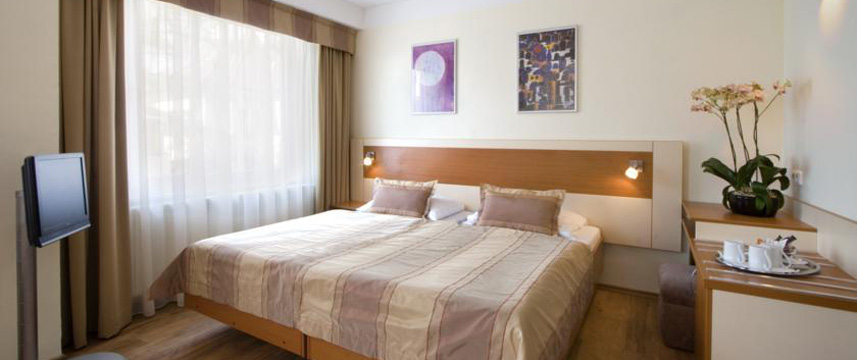 Aida Hotel - Double Bedroom