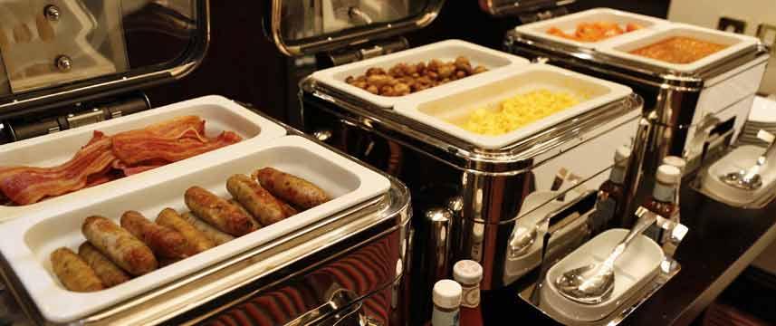 Amba Hotel Charing Cross - Club Lounge Breakfast