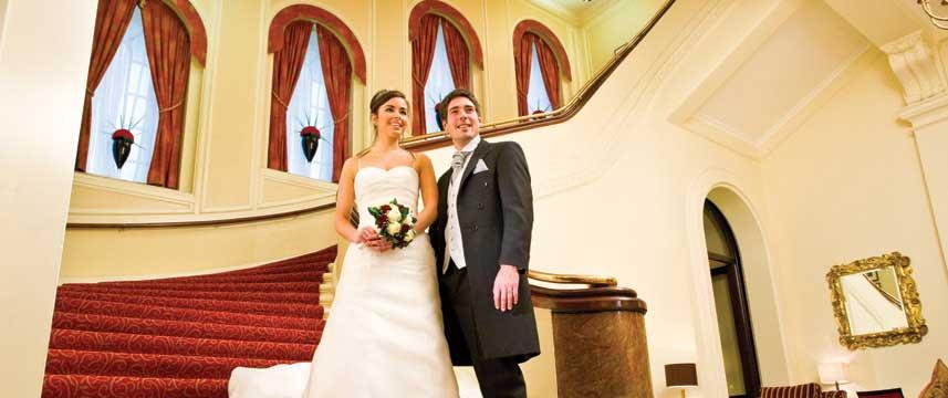Amba Hotel Charing Cross - Lobby Wedding