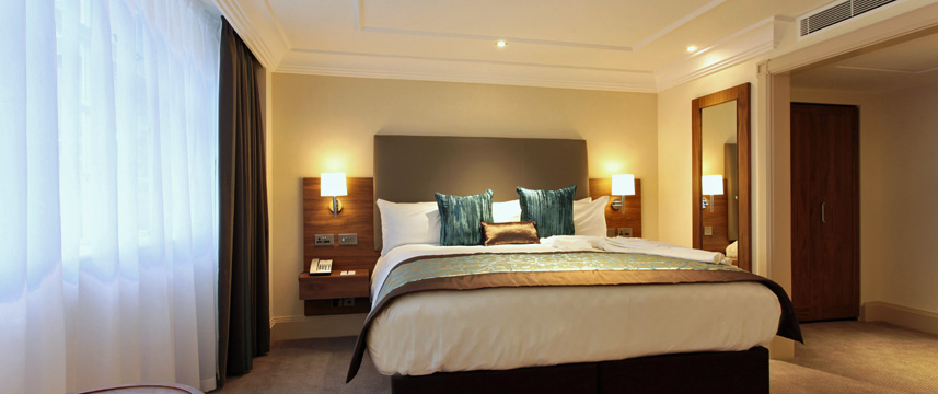 Amba Hotel Marble Arch - Deluxe Double
