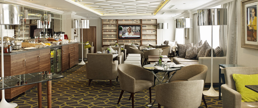 Amba Hotel Marble Arch - Executive Lounge