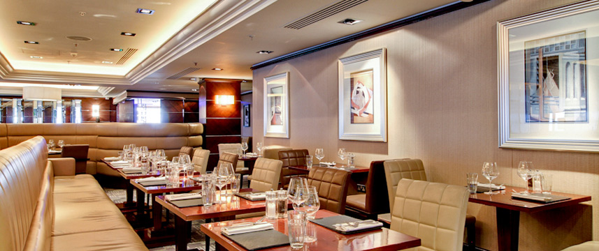Amba Hotel Marble Arch - Restaurant Seating