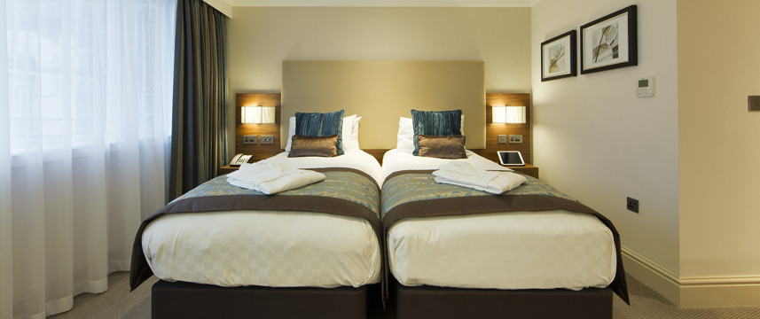 Amba Hotel Marble Arch - Standard Twin Room