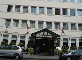 Ambassadors Hotel Kensington