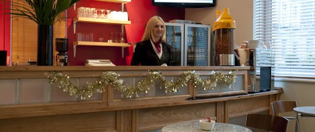 Ambassadors Hotel Kensington - Coffee Shop