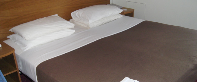 Ambassadors Hotel Kensington - Double Room