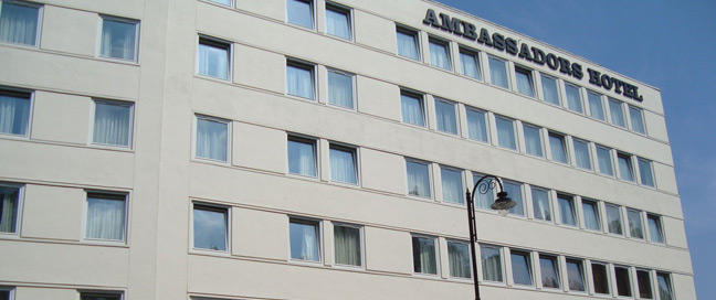 Ambassadors Hotel Kensington - Exterior
