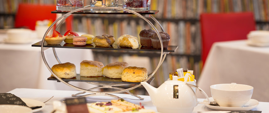 Ambassadors in Bloomsbury Afternoon Tea Selection