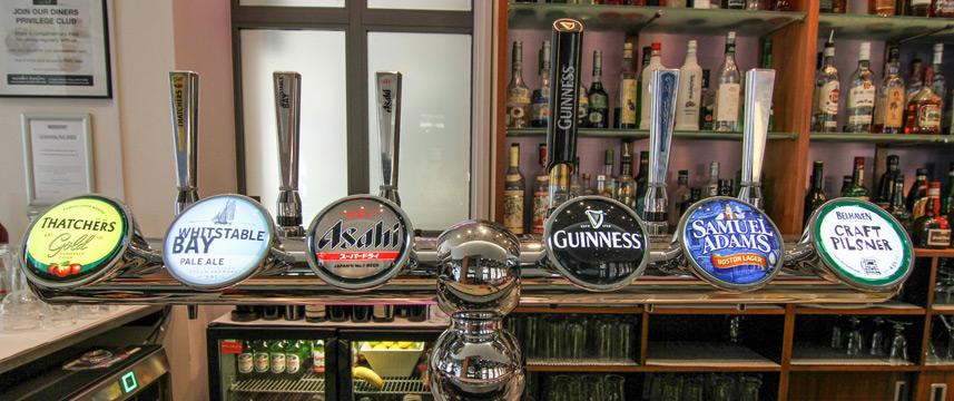 Ambassadors in Bloomsbury - Bar Selection