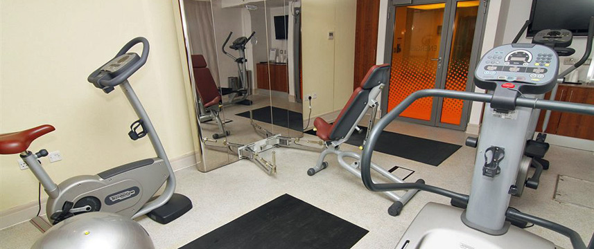 Ambassadors in Bloomsbury - Fitness Room