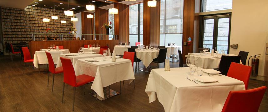 Ambassadors in Bloomsbury - Restaurant