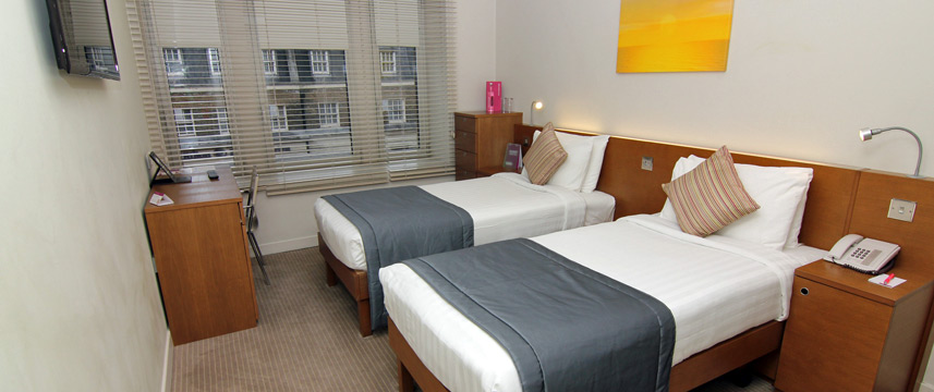 Ambassadors in Bloomsbury - Standard Twin Room