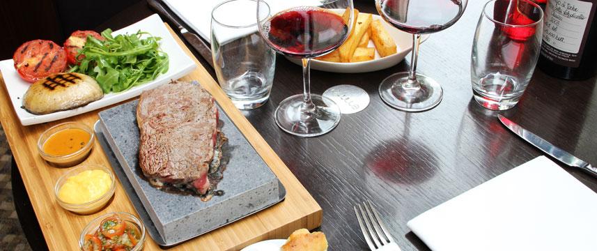 Ambassadors in Bloomsbury - Steak on Stone