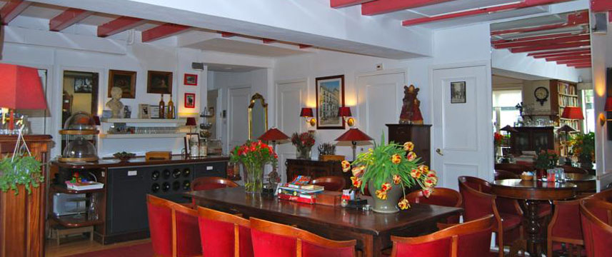 Amsterdam House Hotel Eureka Bar Lounge