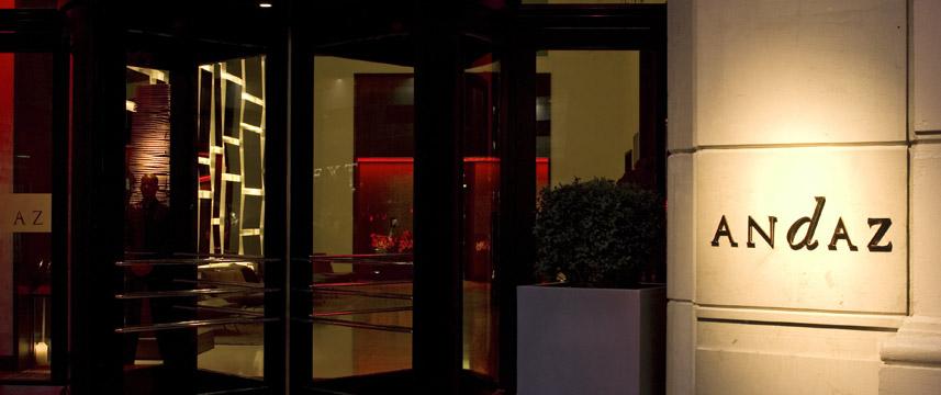 Andaz Front doors