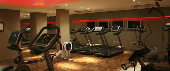 Apex City of London - Gym