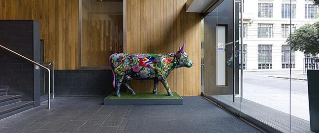 Apex City of London - Lobby