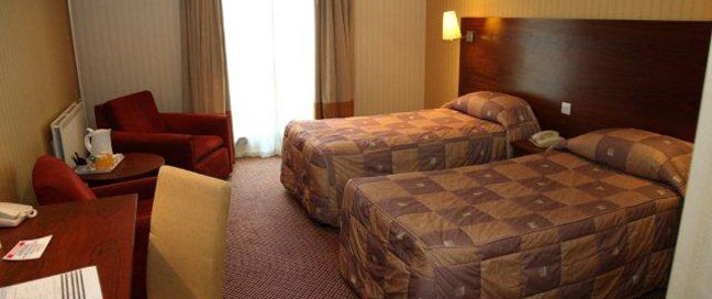 Apollo Hotel Birmingham - Twin Beds