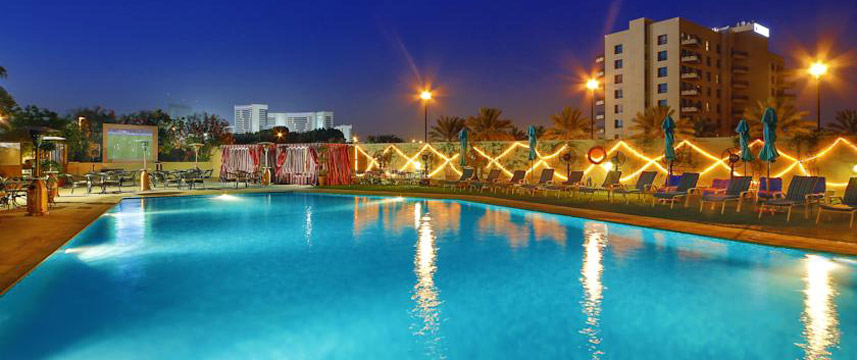 Arabian Park Hotel Dubai Booking