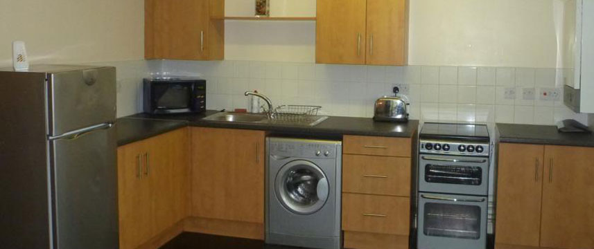 Arinza Apartments - Apt Kitchen