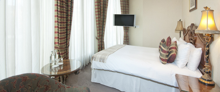 Ashburn Hotel - Delux Double Room