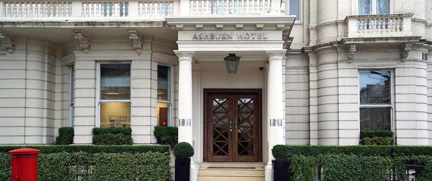 Ashburn Hotel - Exterior