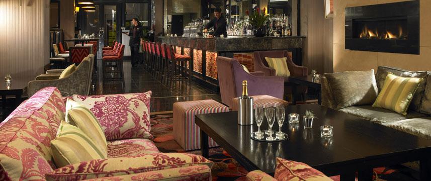 Ashling Hotel Dublin - Bar Lounge