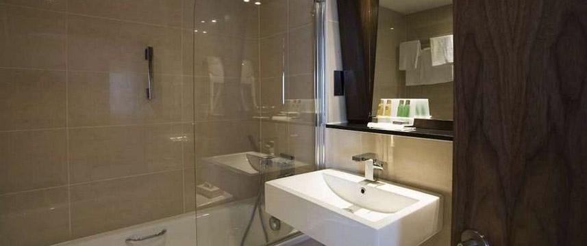 Ashling Hotel Dublin - Bathroom