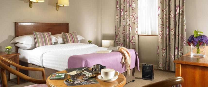 Ashling Hotel Dublin - Bedroom Double