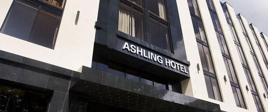 Ashling Hotel Dublin - Entrance