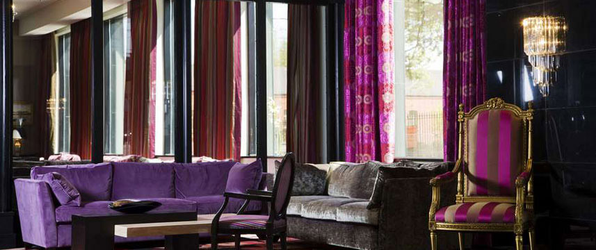 Ashling Hotel Dublin - Lobby
