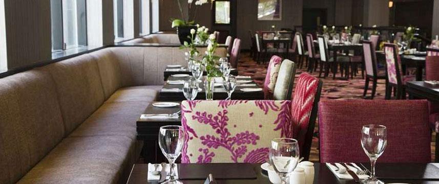 Ashling Hotel Dublin - Restaurant Seating