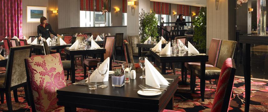 Ashling Hotel Dublin - Restaurant Tables