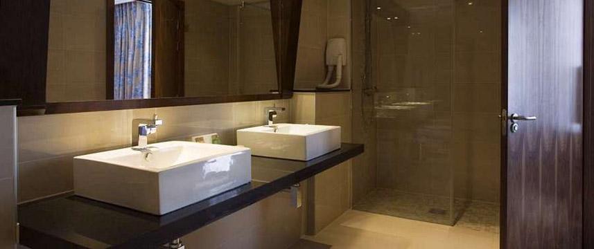 Ashling Hotel Dublin - Superior Bathroom
