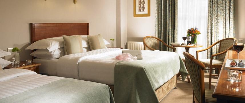 Ashling Hotel Dublin - Triple Bedroom