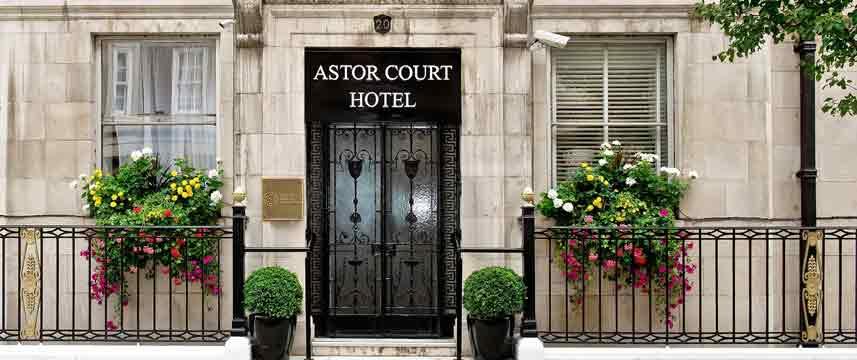 Astor Court - Exterior