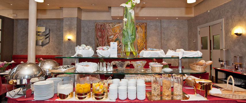 Astra Opera Breakfast Buffet