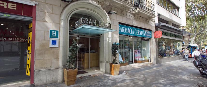 Bcn urban hotels gran ducat barcelona 77 off hotel for Hotels a bcn