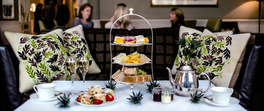 Balmoral Hotel Afternoon Tea