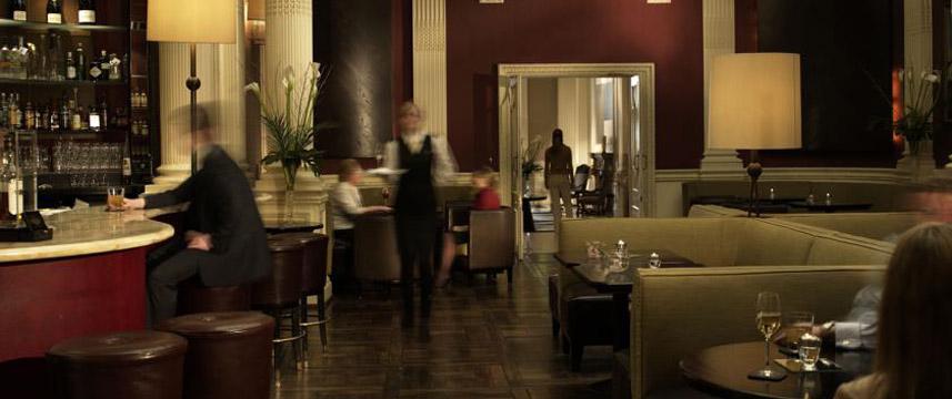 Balmoral Hotel Bar Area