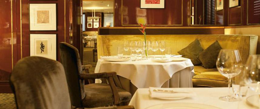Balmoral Hotel Dining