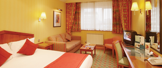 Barbican Deluxe Rooms - Double
