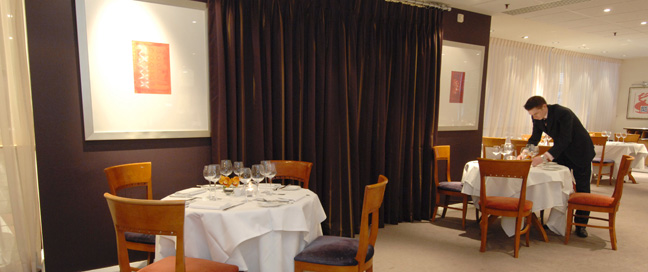 Barbican Deluxe Rooms - Restaurant