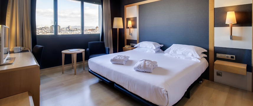 Barcelona Universal - Privilege Room